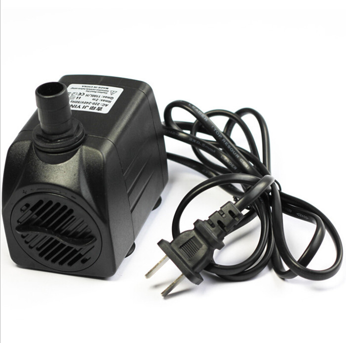 pump to water 220v bomba de agua fountains for garden submersible water pump 15w low pressure