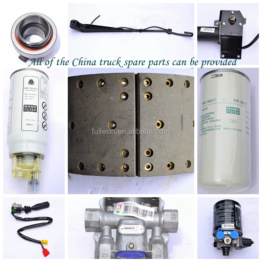 Chinese heavy duty dumper tractor truck parts / Air dryer