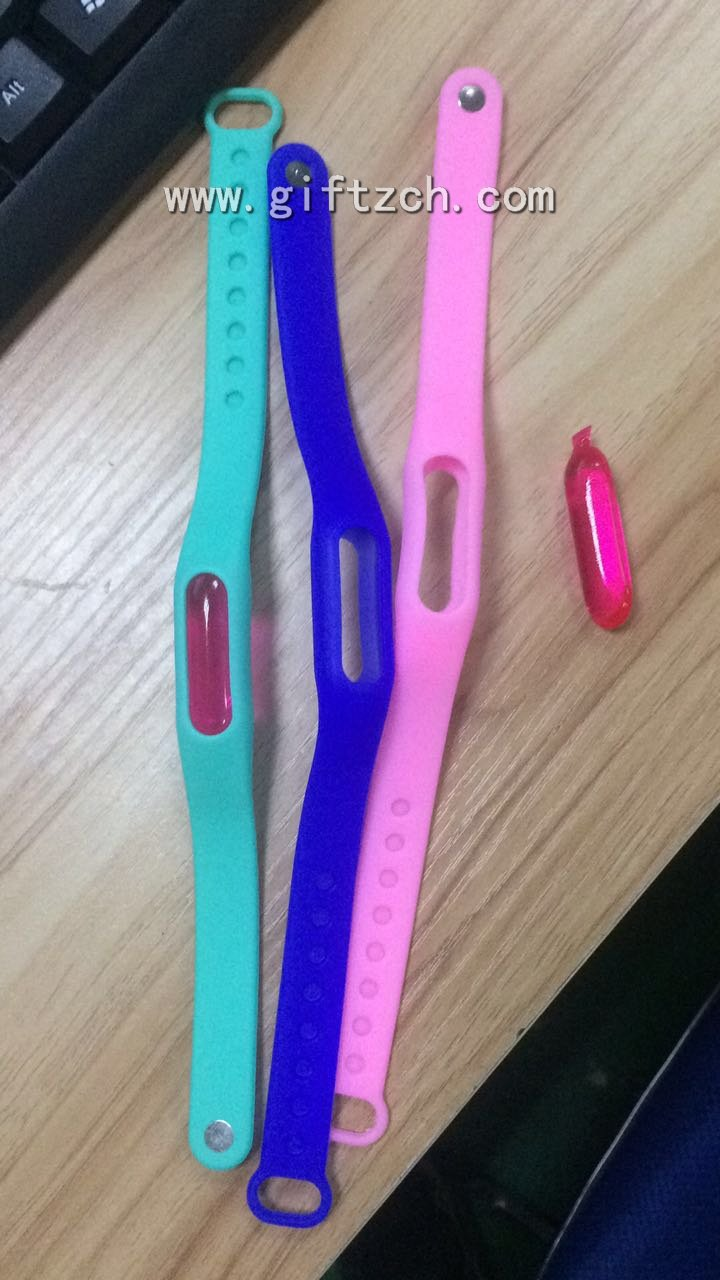 Anti Mosquito Silicone Repellent Bracelets