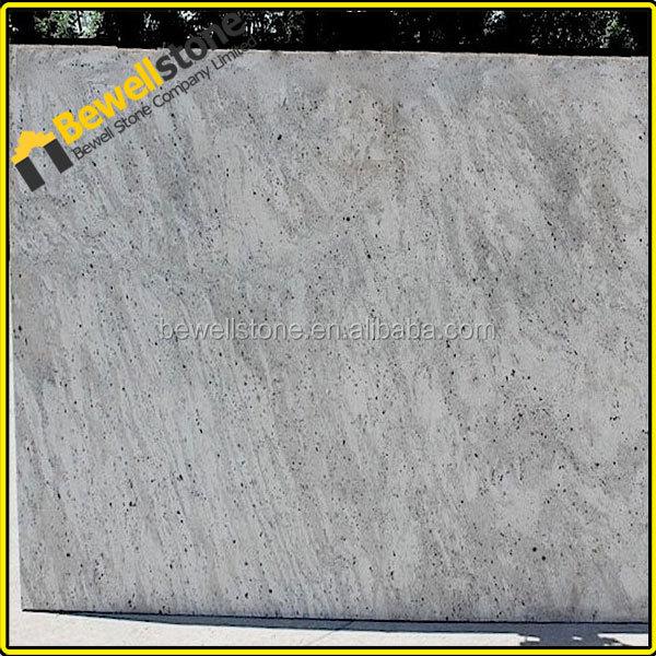 Nueva Cachemira Blanco Granito Piedra Chimenea Hogar Losa