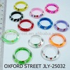 plastic finger ring fashion jewelry nice style