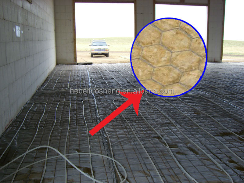Flexible Thermal Insulation Rockwool Blanket With Wire
