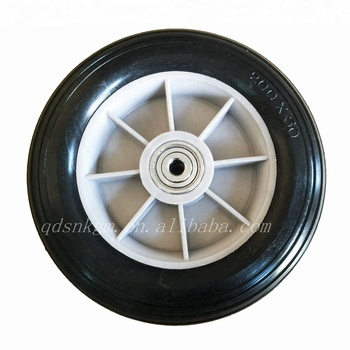 Wholesale Solid Polyurethane/PU Puncture Proof Toy Car Wheels/Tires