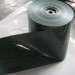 Composite blue fish paper insulation for electrical motor