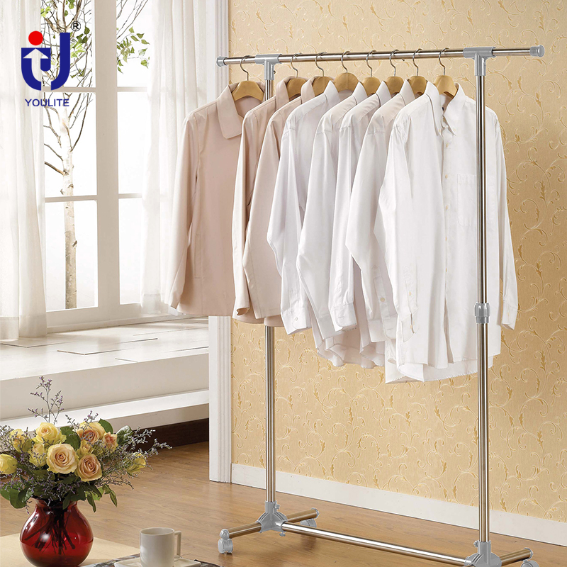 Best selling clothes drying racks garment display hanging clothes rack