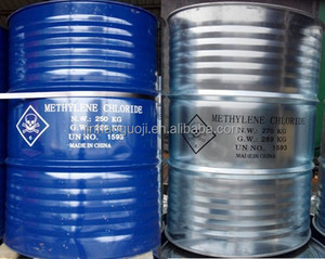 China Methylene chloride /MDC / MC / Dichloromethane with purity 99.95%