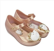 wholesale teapot and cup jelly mini melissa shoes for kids