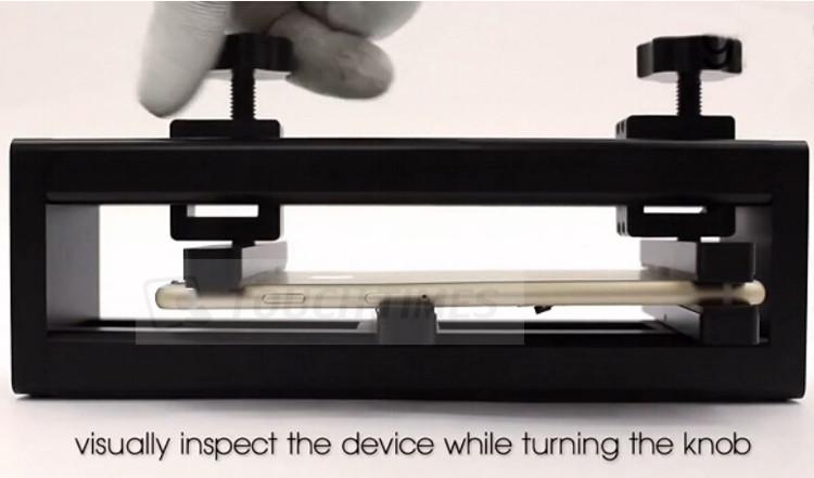 Mobile Phone Repair Tool Kit Back Cover Repair Tool For Iphone 6 ...