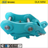 KOBELCO SK25SR hydraulic quick coupler in excavator with safe lock
