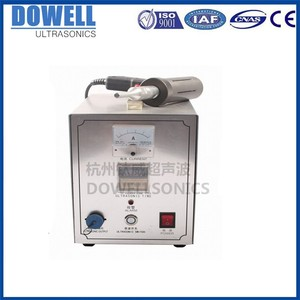 high precision ultrasound aluminum and copper foils ultrasonic metal welding machine riviting welder