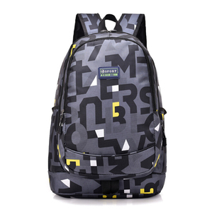 Wholesale Popular Pattern Athletic Bag Sport Team Backpack for Outdoor Use