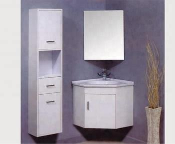 Door Corner Bathroom Sink Cabinet
