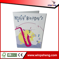 Buy Greeting Card Printing/3D Pop Up Greeting Card in China on ...