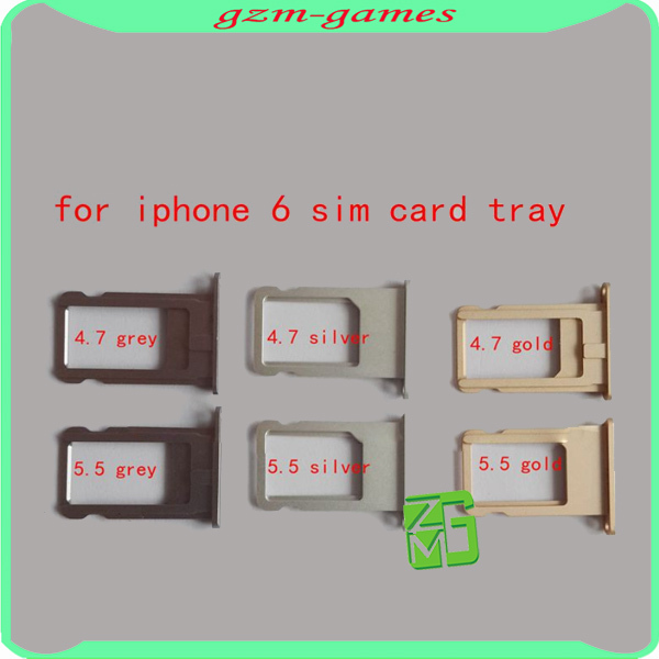 sim card size for iphone 6 mobile phone sim card connector for apple iphone 6 9002