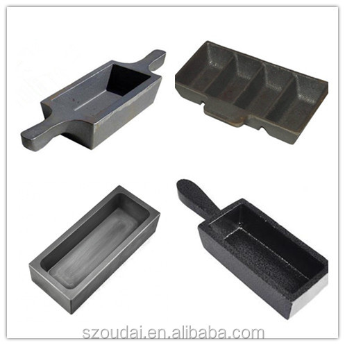 China Odai foundry high quality ingot moid cast iron ingot