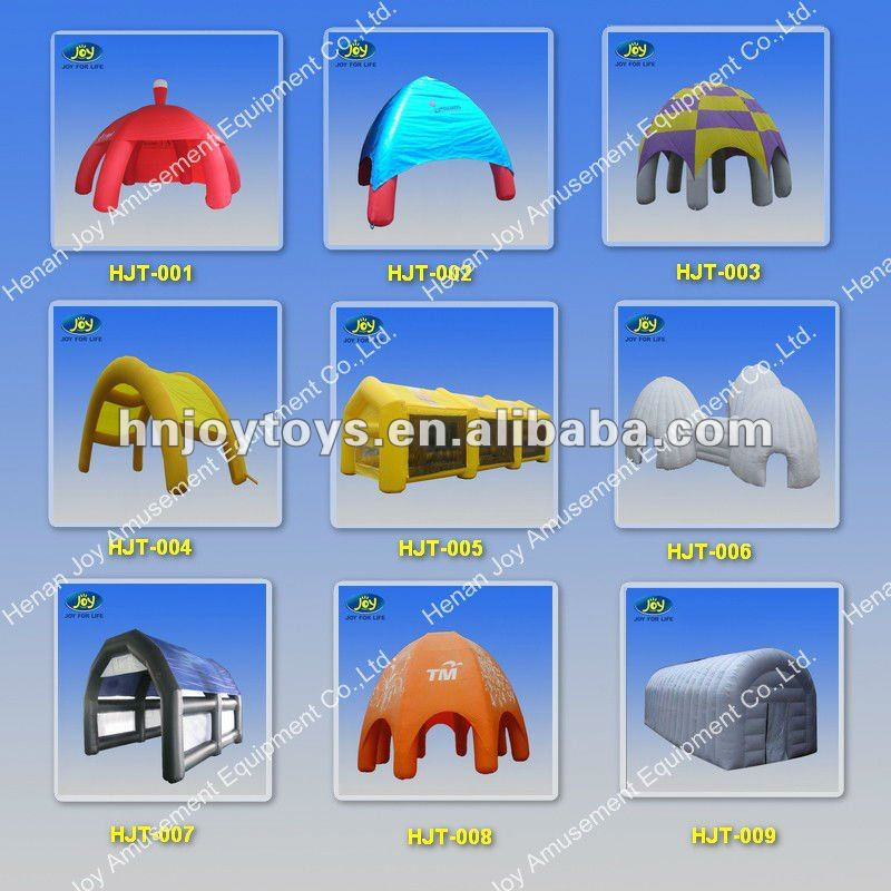 promotional for sale inflatable tent camping