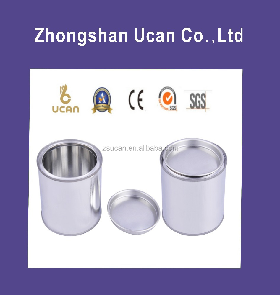 200ML Round Empty Paint Tin Cans Sale