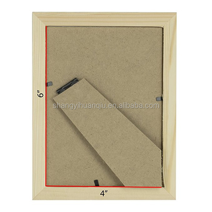 Unfinished Wood Picture Frames With Glass Unfinished Wood Picture