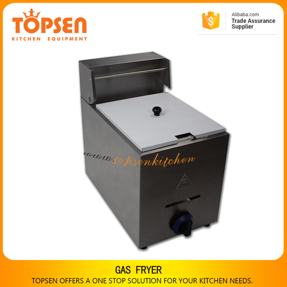 Single Gas Fryer, Single Gas Fryer Suppliers and Manufacturers at ...