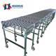 Flexible Expandable ABS Skate Wheel Conveyor