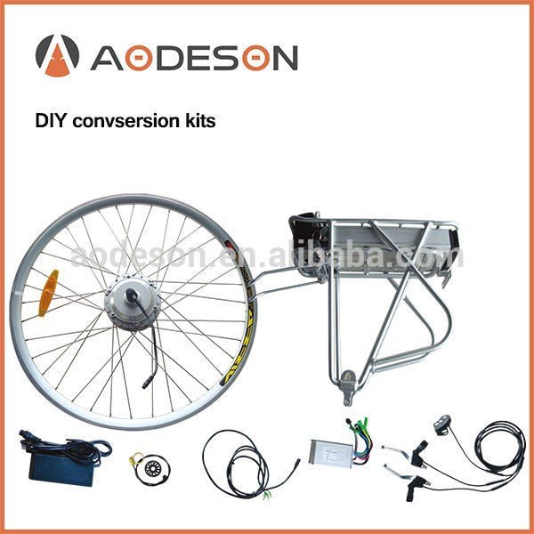 Conversion KIT for DIY e-bike/electric bicycle/electric bike