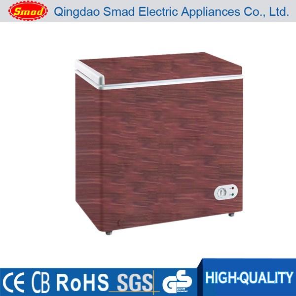 100l-420l Tope Open Color Chest Freezer For Ice Cream