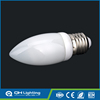Wholesale bulk stock replacement 7w bulb led candle light