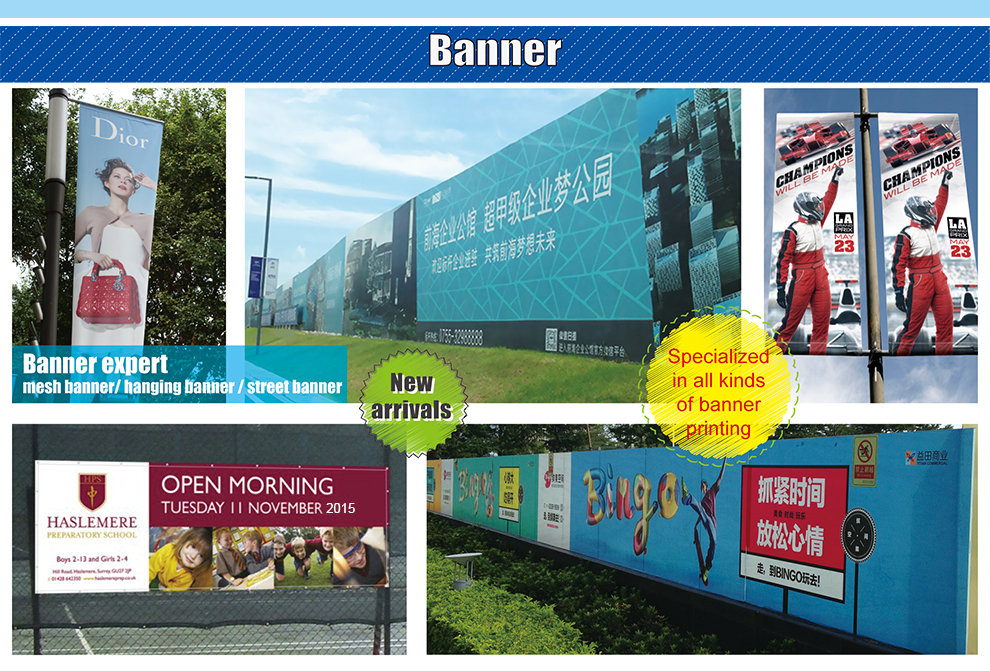 Shenzhen Shengcai Advertising Co Ltd Vinyl Banner Poster - Vinyl business bannersonline get cheap printing vinyl banners aliexpresscom alibaba