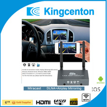 New Product auto test black box hd mirror link interface for audi