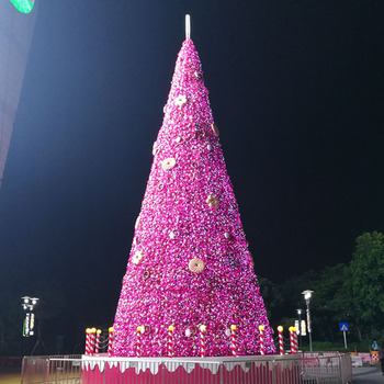 shopping squares giant outdoor christmas tree decorations - How To Decorate A Big Christmas Tree