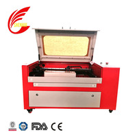 small 460 570 80w laser cut machine for sale