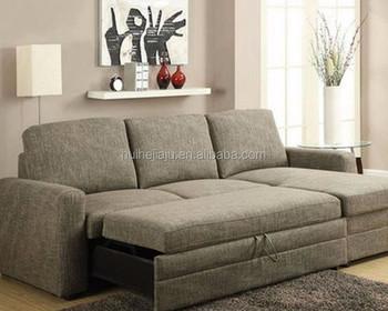 Custom Luxury European Style Sofa Bed