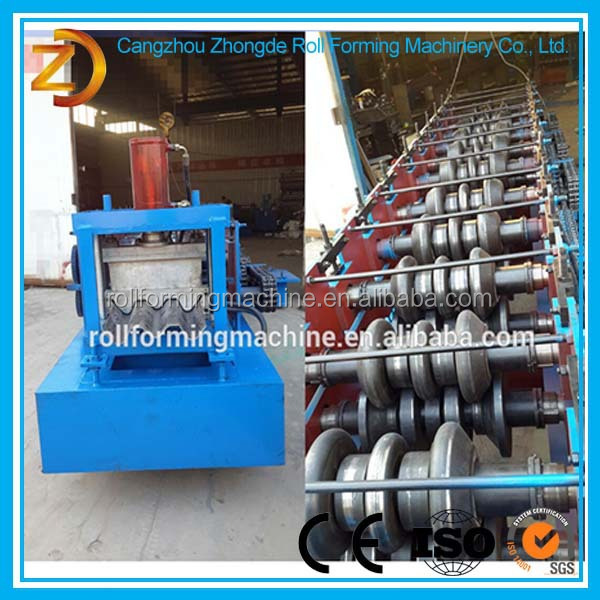 Guard Rail Highway high speedway w beam expressway guardrail cold roll forming machine