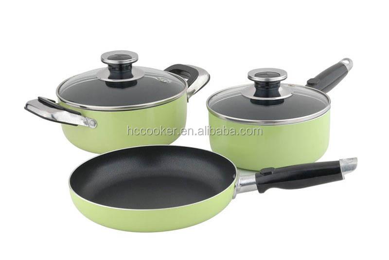 New Design Hot Sell Product Cooking Pot Aluminium Pot