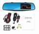 7.0 inch Best Camcorder Driving Recorder Seamless Rocording Car DVR Rear View Mirror