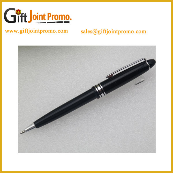 Promotional Gift Simple Metal Roll Ball Pens