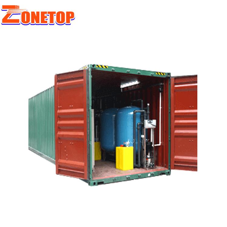 Hersteller liefern tragbare Meerwasserentsalzungsanlage / Meerwasserentsalzung für Boot