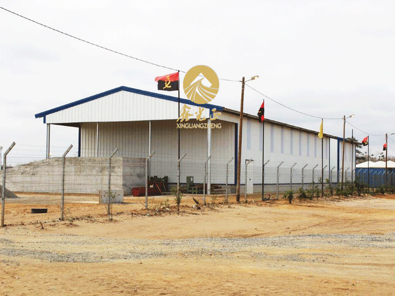cheap poultry farm design layer chicken house with automatic cage system in angola