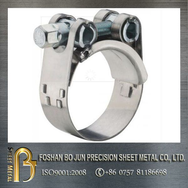 Custom Steel Round 3 Inch Pipe Clamp