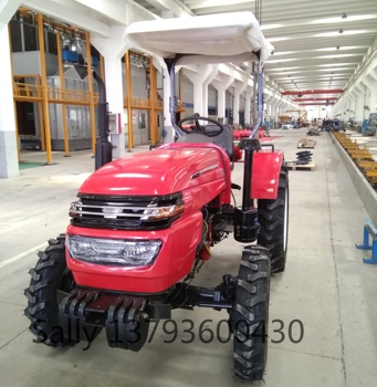 30HP 4WD farm tractor with mower 2019 new model TY304