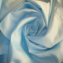 100% polyester heavy satin / made into wedding dress or garment