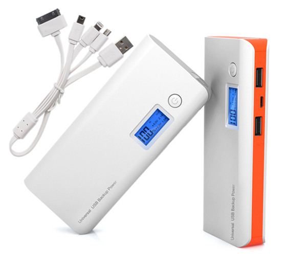 New Cheap OEM 20000mah power bank ,high capacity portable battery charger,travel charger