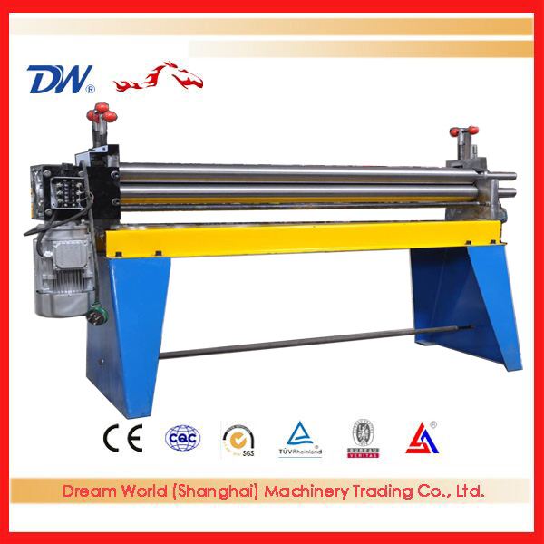 ELECTRIC AND MANUAL PARTIAL TRHREE ROLLER BENDING MACHINE/ASYMMETRIC 3 ROLLER BENDING MACHINE/PLATE ROLLING MACHINE
