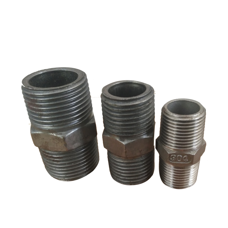 Factory price ANSI/ DIN/ BS / JIS pipe nipple in pipe fittings