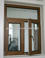 casement black vinyl windows