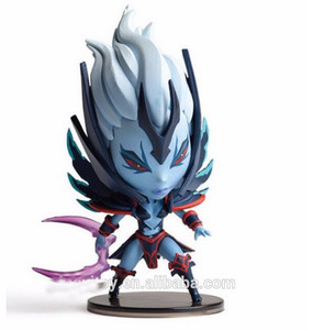 Hot Video game dota 2 toys/marvel legends anime action figures