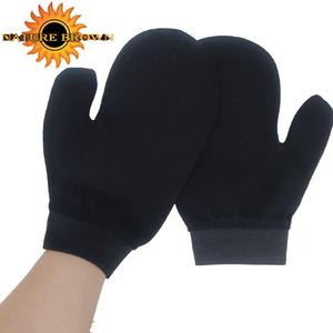 Trending Products 2018 New Arrivals Morocco kessa glove fabric Viscose bath glove exfoliating