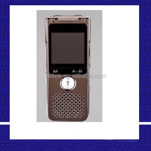 1.44 TFT color screen digital voice recorder pen with video