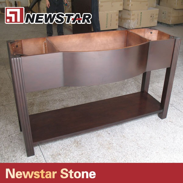 Newstar Solid wood factory bathroom vanity cabinets