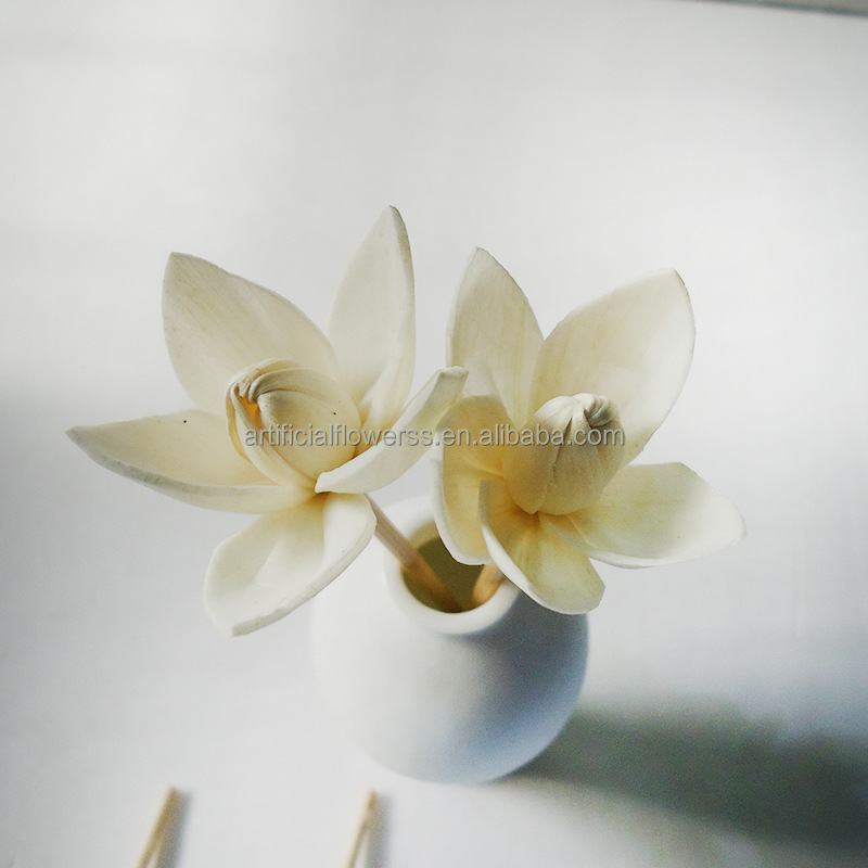 Artificial Handmade Sola Flowers Wholesale Flower